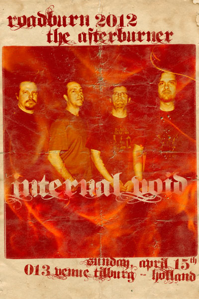 Roadburn 2012 - Internal Void