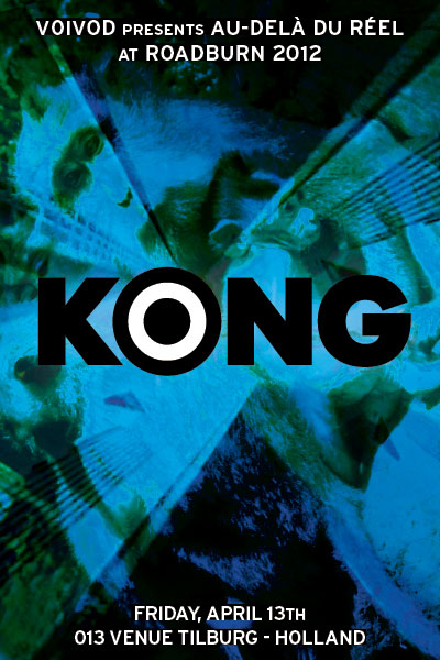 Roadburn 2012 - Kong