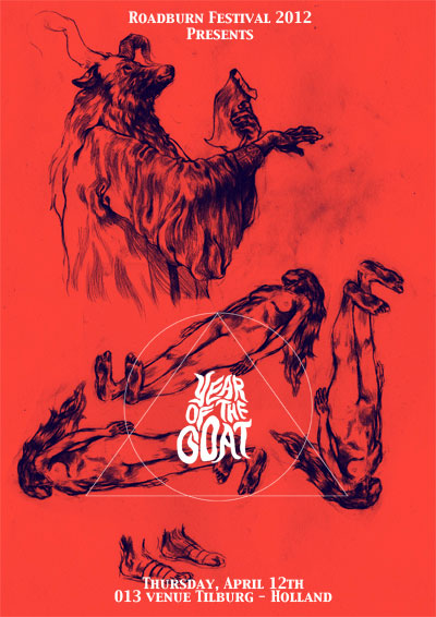 Roadburn 2012 - Year Of The Goat