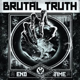 Brutal Truth 'End Time' CD/LP 2011