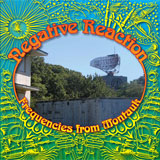 Negative Reaction 'Frequencies From Montauk' CD/LP 2011