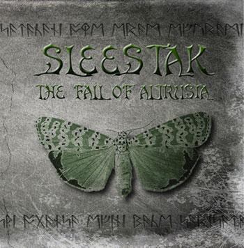 Sleestak 'The Fall of Altrusia' Artwork