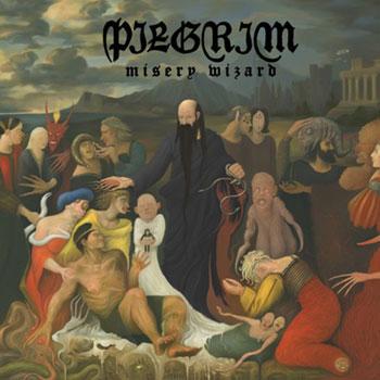 Pilgrim 'Misery Wizard' Artwork