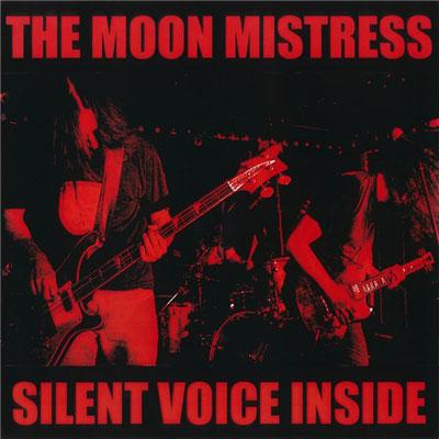 The Moon Mistress 'Silent Voice Inside' Artwork