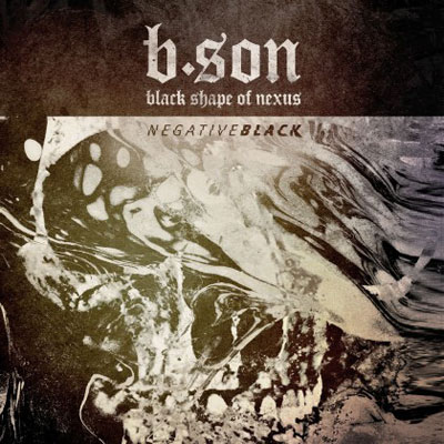 Black Shape Of Nexus 'Negative Black' Artwork