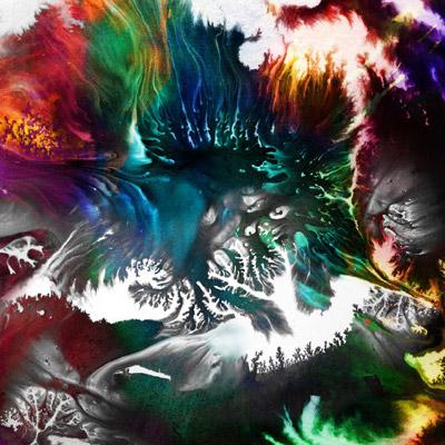 Falling Down 'IIV' Artwork