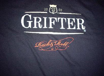 Grifter T-Shirt - Front