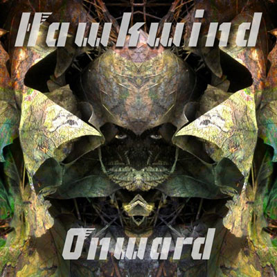 Hawkwind 'Onward' Artwork