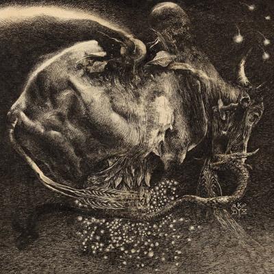 Horseback 'Half Blood' Artwork