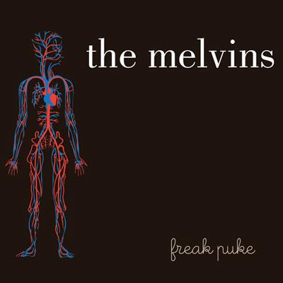 Melvins 'Freak Puke' Artwork