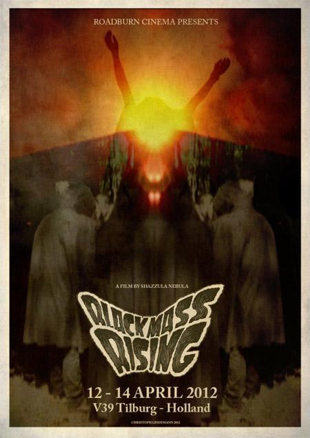 Roadburn 2012 - Black Mass Rising