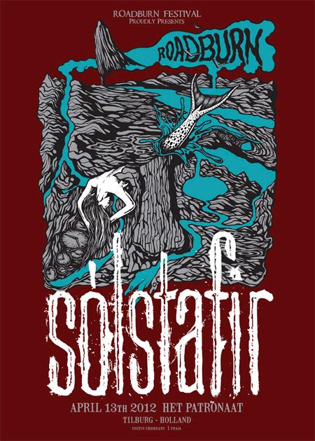 Roadburn 2012 - Costin Chioreanu - Solstafir