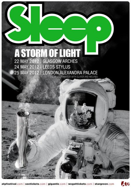 Sleep - UK 2012