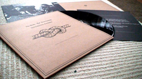The Body & Braveyoung 'Nothing Passes' LP