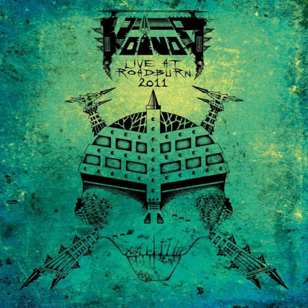 Voivod 'Live At Roadburn 2011' Artwork