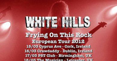 White Hills Euro Tour 2012