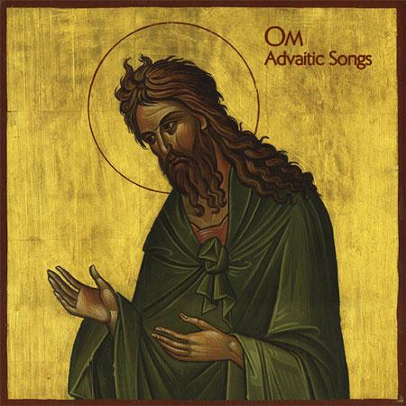 Om 'Advaitic Songs' Artwork