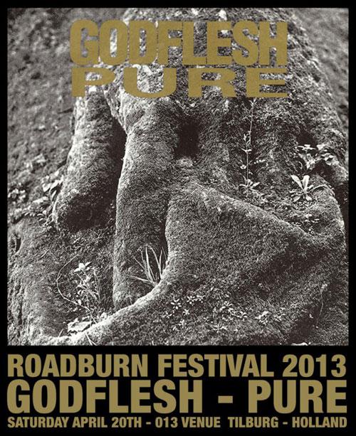 Roadburn 2013 - Godflesh 'Pure'