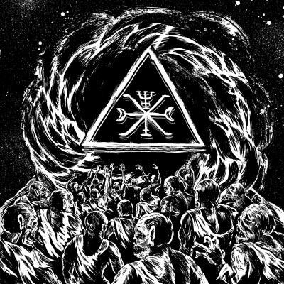 Enabler 'All Hail The Void' Artwork