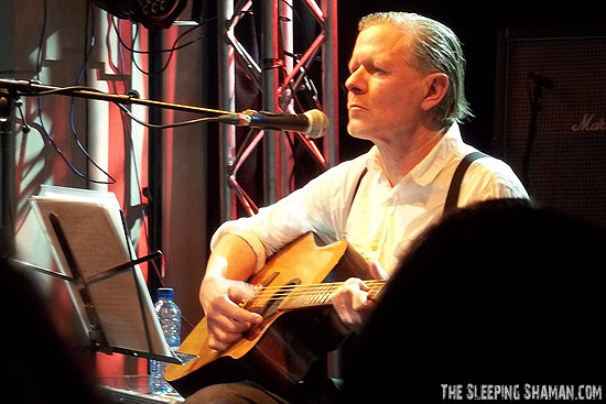 Roadburn 2012 - Michael Gira by Paul Robertson