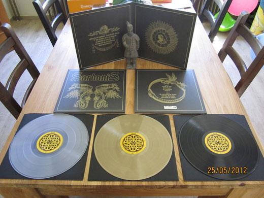 SardoniS 'II' Vinyl Editions