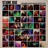 Stone Axe 'Captured Live! Roadburn Festival 2011' CD/LP 2012