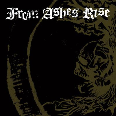 """From Ashes Rise - 7"""" Artwork"""
