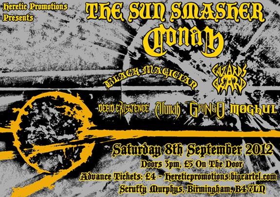The Sun Smasher Alldayer 2012