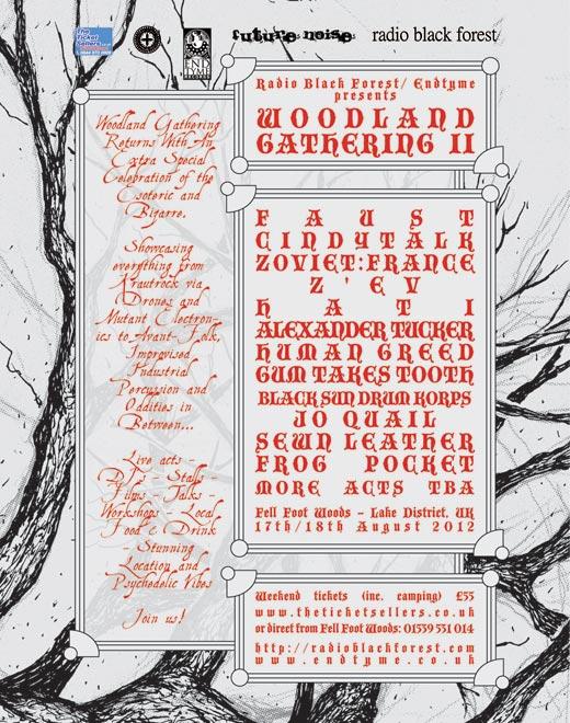 Woodland Gathering II - 2012