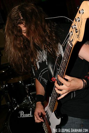 Serpent Venom @ The Pilgrim Pub, Liverpool 06/07/2012
