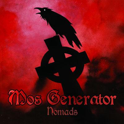 Mos Generator 'Nomads' Artwork