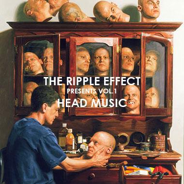 Ripple Music 'Head Music Vol 1' Artwork