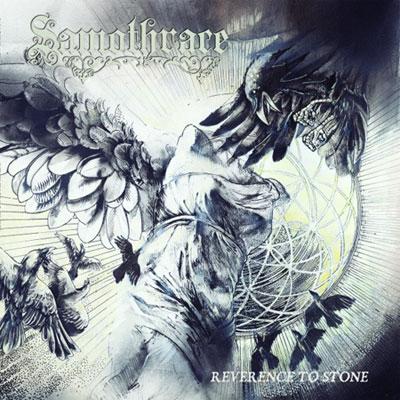 Samothrace 'Reverence To Stone' Artwork