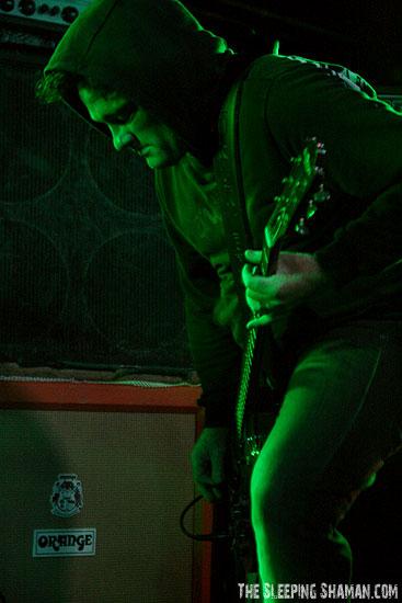 Conan @ Academy 3, Manchester 07/08/12