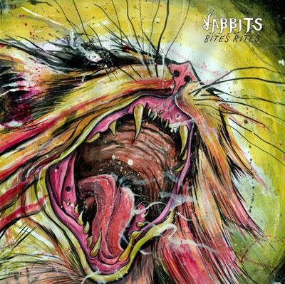 Rabbits 'Bites Rites' Artwork