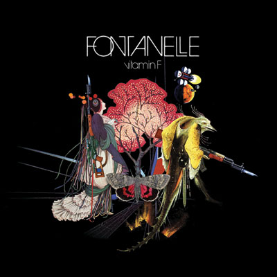 Fontanelle 'Vitamin F' Artwork