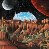 Eternal Tapestry 'A World Out Of Time' CD/LP 2012