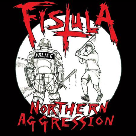 Fistula 'Northern Aggression' Artwork