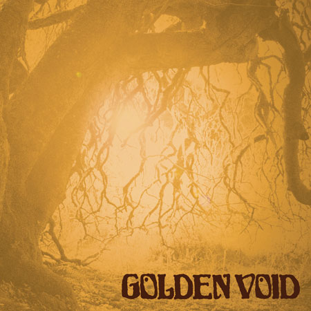 Golden Void - S/T - Artwork
