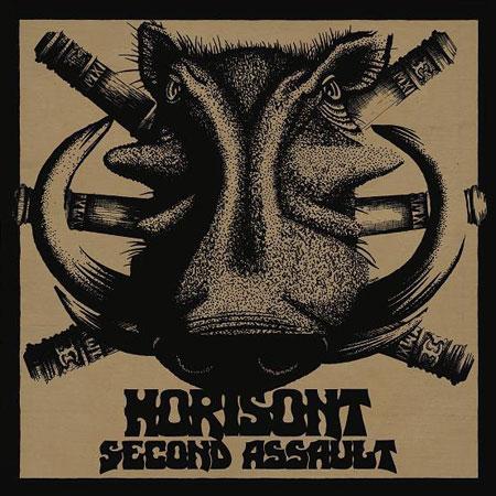 Horisont 'Second Assault' Artwork