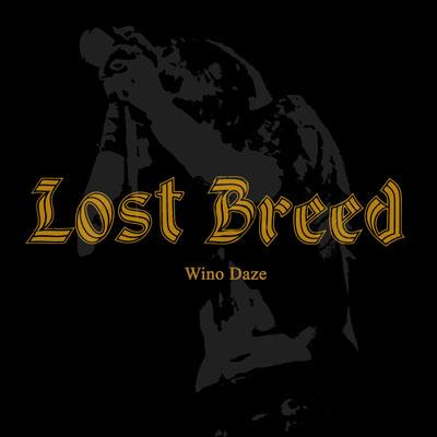 Lost Breed 'Wino Daze' Artwork
