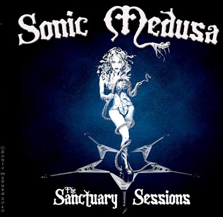 Sonic Medusa - Artwork