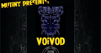 Voivod / Doom / Jacknife Holiday @ NQ Live, Manchester 04/10/2012