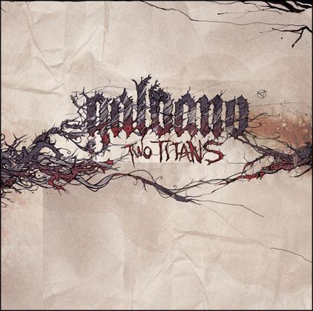 Galvano 'Two Titans' Artwork