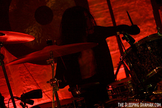 Boris @ Islington Mill, Salford 05/12/2012