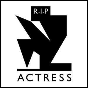 Actress 'R.I.P' Artwork