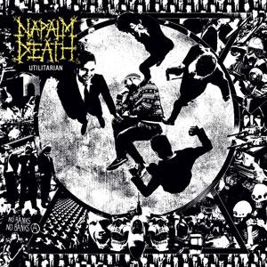 Napalm Death 'Utilitarian' Artwork