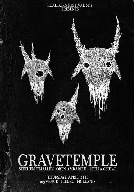Roadburn 2013 - Gravetemple