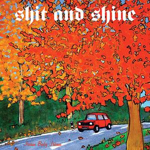 Shit And Shine 'Jream Baby Jream' Artwork