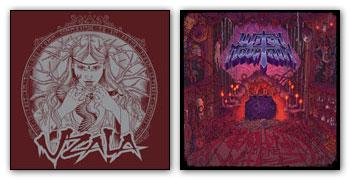 Uzala / Witch Mountain - Album Artwork